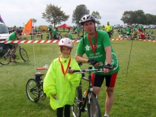 A great ride at the Southend Bikeathon 2011