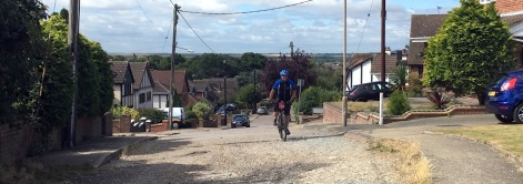 London to Southend Off Road